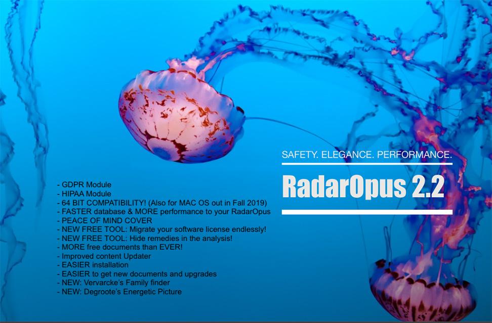 RadarOpus 2.2 Core Points