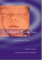 Master F. Clinical Observations of Children's Remedies